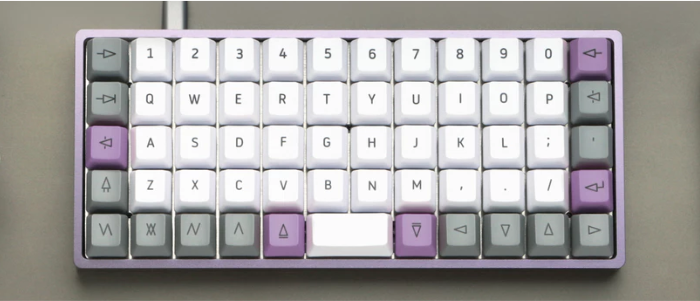 The Preonic Keyboard